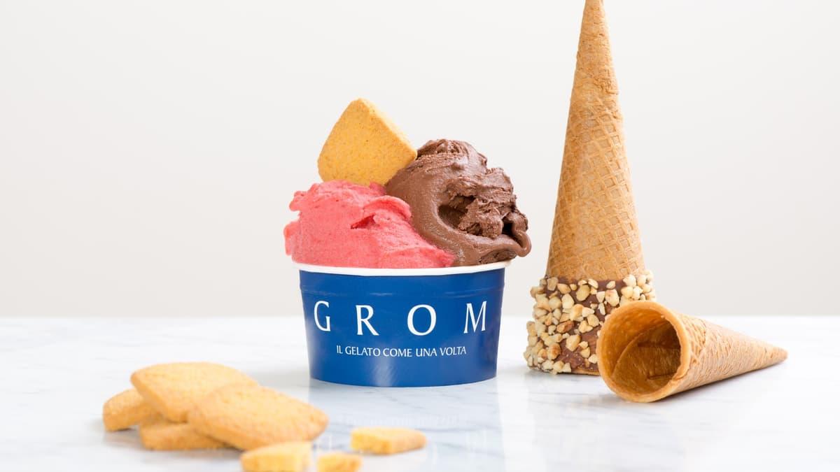 Zmrzlina GROM