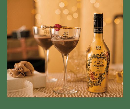 Baileys Chocolat Luxe – zlatý dárek, co rozehřeje vaše srdce